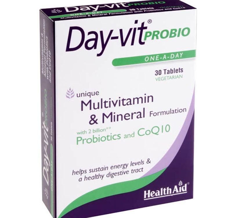 Day-vit Probio Tablets